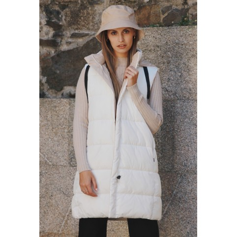 CHALECO PUFFER REVERSIBLE